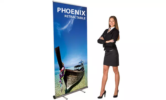 Retractable Banners & Stands